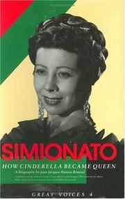 Giulietta Simionato by Jean-Jacques Hanine-Roussel