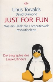 Cover of: Just for fun by