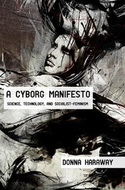 Cover of: A Cyborg Manifesto