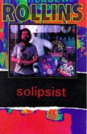 Cover of: Solipsist