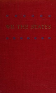 Cover of: We the States