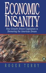 Cover of: Economic insanity