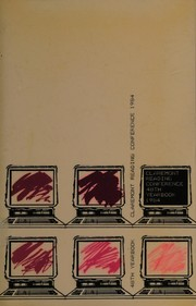 Cover of: Claremont Reading Conference | Malcolm P. Douglass