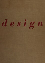 Cover of: Design | Sybil Emerson