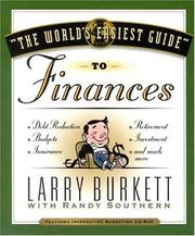 Cover of: The world's easiest guide to finances
