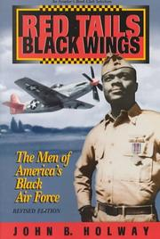 Cover of: Red tail, black wings