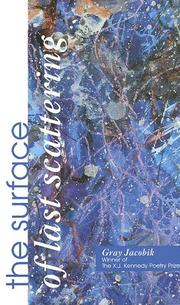 Cover of: The surface of last scattering