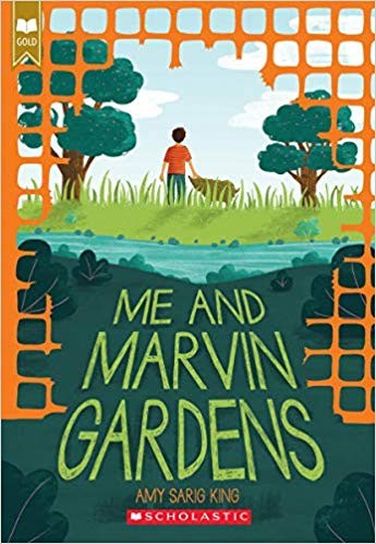 Me and Marvin Gardens by A. S. King