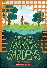 Cover of: Me and Marvin Gardens by A. S. King