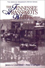 Cover of: The Tennessee grassroots writer