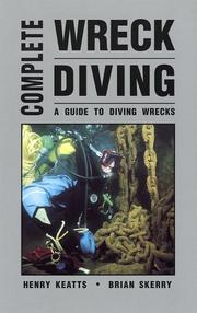 Cover of: Complete Wreck Diving