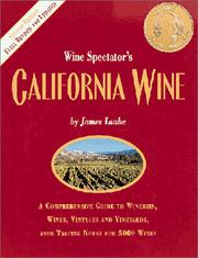 Cover of: Wine Spectator's California Wine (Wine Spectator)