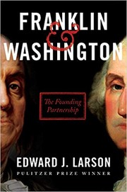Cover of: Franklin & Washington: The Founding Partnership