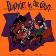Cover of: Disorder in the Court | Richard Lederer