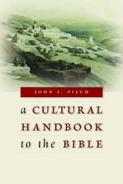Cover of: A Cultural Handbook to the Bible