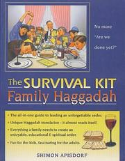 Cover of: The Survival Kit Family Haggadah