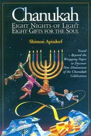 Cover of: Chanukah | Shimon Apisdorf