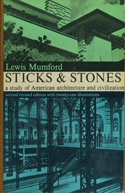 Cover of: Sticks and stones
