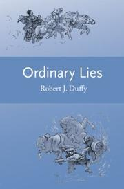 Cover of: Ordinary Lies
