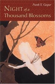 Cover of: Night of a Thousand Blossoms