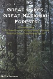 Cover of: Great Lakes, great national forests | Eric Freedman