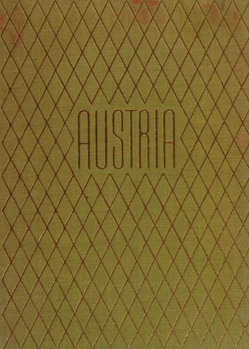 The book of Austria by Ernst Marboe