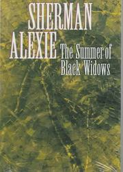 Cover of: The summer of black widows