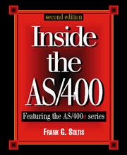 Cover of: Inside the AS/400