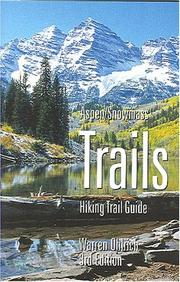 Cover of: Aspen Snowmass trails