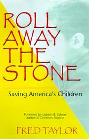 Cover of: Roll Away the Stone | Fred Taylor