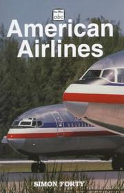 Cover of: ABC American Airlines (ABC Airliner) | Simon Forty