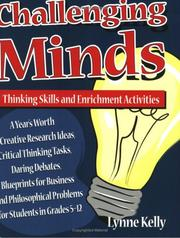 Cover of: Challenging Minds | Lynne Kelly