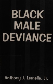 Black male deviance
