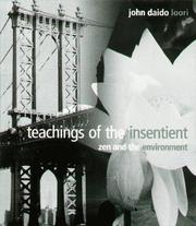 Cover of: Teachings of the Insentient