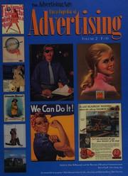 Encyclopedia of advertising