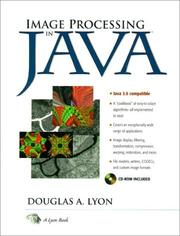 Cover of: Image processing in Java