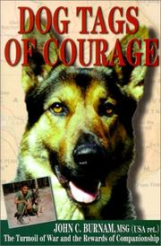 Cover of: Dog Tags of Courage