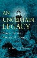 Cover of: An Uncertain Legacy | Edward B. McLean