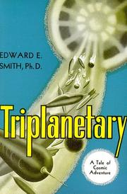 Cover of: Triplanetary
