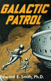 Cover of: Galactic patrol | Edward Elmer Smith