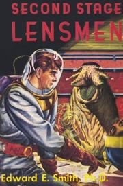 Cover of: Second stage Lensmen