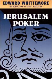 Jerusalem poker by Edward Whittemore