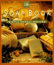 Cover of: The soap book