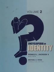 Encyclopedia of identity