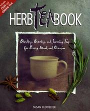 Cover of: The herb tea book