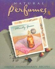 Cover of: The Natural Perfume Book | Mindy Green