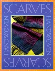 Cover of: Handwoven Scarves | Interweave Press