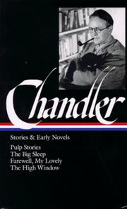 Cover of: Stories and early novels