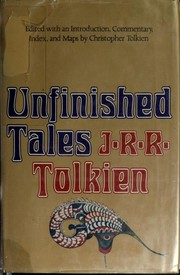 Cover of: Unfinished tales of Numenor and Middle-earth