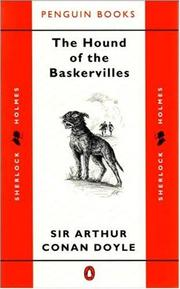 Cover of: The Hound of the Baskervilles (Classic Crime) | Arthur Conan Doyle
